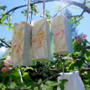 Summer Breeze Soap on a Rope