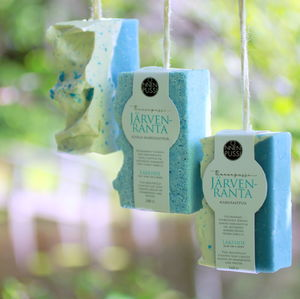 Lakeside Soap on a Rope