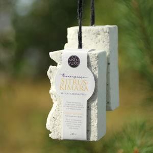 Citrus Cocktail Salt Soap on a Rope